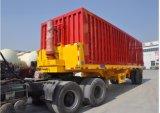 3мосты 60т грузоподъемность контейнер прицепа