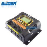 Nouveau contrôleur solaire MPPT (SON-MPPT-20A) de charge du produit 20A de Suoer