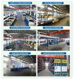 El negro de encargo de la alta precisión del servicio de la fabricación anodiza el producto de aluminio del corte del laser