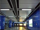 Soffitto lineare di alluminio a prova d'umidità 600*1200mm del cappotto all'ingrosso della polvere della Cina