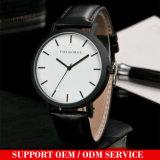 Vigilanze su ordinazione di vendita calde del commercio all'ingrosso del fronte Yxl-091 della vigilanza del nuovo di disegno di modo della vigilanza di marca del cuoio di moda orologio di marmo di lusso delle signore
