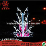 De LEIDENE Decoratie Licht /LED hangt de Straatlantaarn van Pool Light/LED