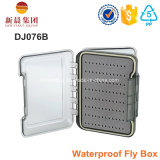 Caixa impermeável da mosca da inserção lateral dobro da espuma