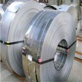201 la striscia materiale dell'acciaio inossidabile di induzione di Dingxin J3 arrotola 0.6-0.9%Copper&Nickel