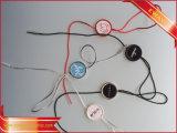 Modifica di plastica di caduta dell'indumento della modifica della stringa della modifica della guarnizione