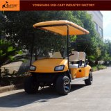 4 Seaterのセリウムの証明の電気ゴルフカート