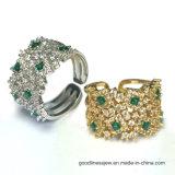Unieke 925 Zilveren Ringen met Circonia (R10677)