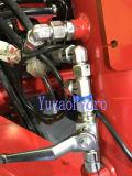 Adaptador hidráulico combinado DIN para equipamentos agrícolas
