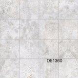 Los materiales de construcción cerámica mate de inyección de tinta acristalada suelo rústico mosaico (D51359)
