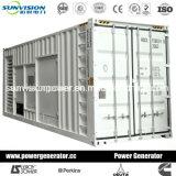 Generatore diesel 20kVA a 2500kVA, generatore di potere con Cummins Engine