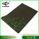 Eco-Friendly Natural Fitness Print Tapis de yoga Anti-Slip Entrance Mat