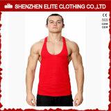 Homens Custom Gym Bodybuilding Singlet Stringer (ELTMBJ-601)