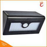 50 LED-Solarbewegungs-Fühler-Licht für den Garten an der Wand befestigt