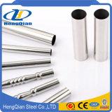OIN SUS201 304 316 a soudé la pipe d'acier inoxydable pour l'industrie