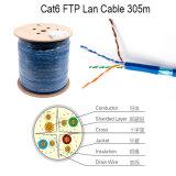 Câble réseau CAT6 UTP/FTP/STP/SFTP Câble de communication réseau