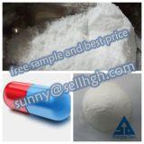 Pó cru Orlistat farmacêutico dos esteróides para o peso CAS 96829-58-2 da perda