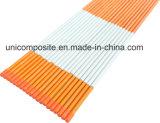 紫外線抵抗力があるガラス繊維の私道のマーカー