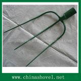 Forcella capa del acciaio al carbonio dell'utensile manuale della forcella per l'agricoltura del giardinaggio