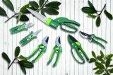 Il giardino Scissors gli strumenti d'acciaio della guarnizione cesoie della parte girevole dell'erba da 360 gradi