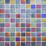 Azulejos de mosaico de cristal del material de construcción para la cocina Backsplash