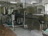 Chaîne de fabrication de friteuse continue d'arachide