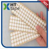 La espuma redonda blanca de EVA cubrió la cinta adhesiva 9495MP de los 3m