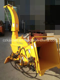 Hydralic Chipper Shredder pour tracteur