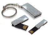 Resistente al agua una memoria USB Mini memorias USB Flash Drive USB giratorio