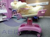 ピンクの赤ん坊の幼児まぐさ桶のカートのベビーベッド(AG-CB011)