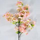 Bestes Verkaufs-Hochzeits-Dekoration-Fiberglas-künstlicher Kirschbaum