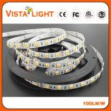Indicatore luminoso di striscia di SMD 5050 24V RGB LED per i randelli di notte