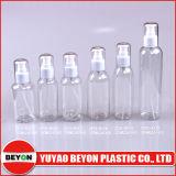 transparente Flasche des Plastikhaustier-120ml mit pp.-Presse-Schutzkappe für das Kosmetik-Verpacken (ZY01-B070)