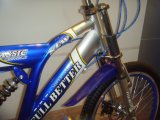 20完全なSuspention山の自転車のディスクブレーキのバイク