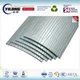 Altamente competitivo del papel de aluminio EPE espuma de material en espiral