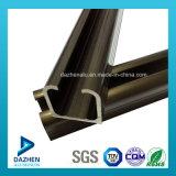 Verkaufs-Spur-Schienen-Aluminiumaluminiumprofil der Fabrik-6063 T5 mit Oxidation