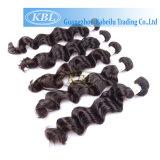 На заводе оптовой волосы спицы Тесьма с волос человека