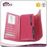 Бумажник тавра Fani изготовленный на заказ кожаный, повелительница Промелькивать Бумажник PU Кожа способа