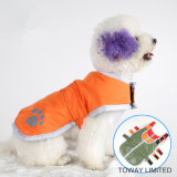 Imperméable à l'eau imperméable à l'eau Manteau en peluche Outdoor Dog Raincoat