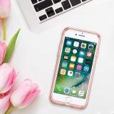 iPhone 7のための優れた衝撃吸収性TPU豊富なスクラッチ抵抗力がある明確な保護堅いカバー