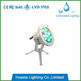 Lumière sous-marine de la haute énergie DEL de DC24V 27watt
