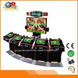Máquina de juego electrónica video del vector de juego de la veintiuna del bacará del casino