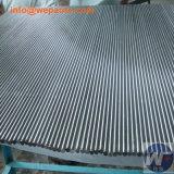 Barres de finition brillantes chrome chromées en acier Ck45