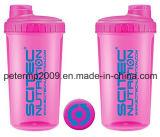 700 мл индивидуального белка, пластиковые бутылки вибрационного сита порошок бутылка воды вибрационного сита