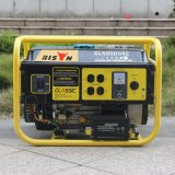 Benzine van de Generator van het Begin Electirc van de bizon (China) BS2500u (e) 2kw 2kVA 2000W de Luchtgekoelde Super Stille Elektrische