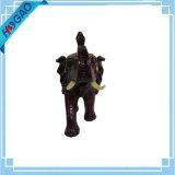 Высеканное рукой животное статуи Figurine Handmade слона декоративное