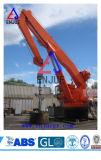 Semi-Knuckle Boom Marine Offshore Crane