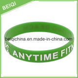 Großhandelsfertigkeit-heißes verkaufensilikon-Armband