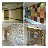 UVmarmor Belüftung-Zeile, dekoratives Marmor Belüftung-UVpanel, dekoratives Marmor Belüftung-UVblatt