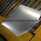 Plaque en aluminium utilisée pour le climatiseur