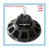 IP65 135lm/W SMD Philips Meanwell Fahrer 150W LED UFO-hohes Bucht-Licht
